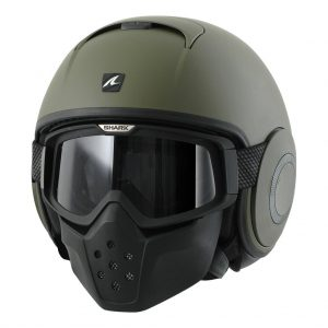 shark-helmets-drak-blank-matte-green-HE2912GMA-front