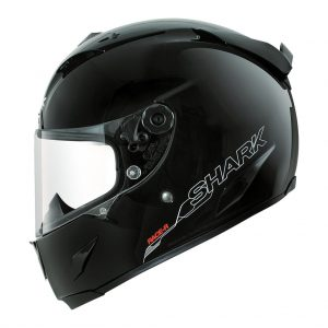 shark-helmets-race-r-pro-blank-black-HE8500DWHU-side-left