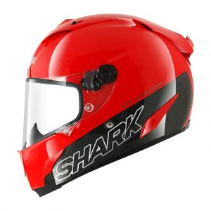shark-helmets-race-r-pro-carbon-blank-red-HE8670DRED-side