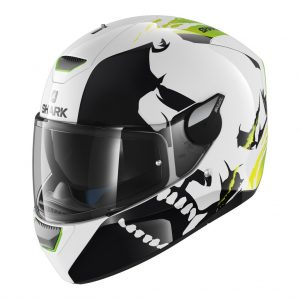 shark-helmets-skwal-instinct-white-green-black-HE5407WKG-face-left