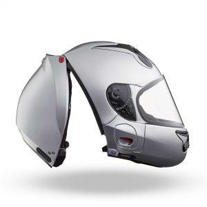 VOZZ_Helmet_Silver_side-open